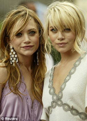 Ashley and olsen hair mary color kate