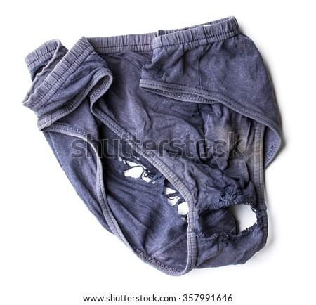 dirty In panties her
