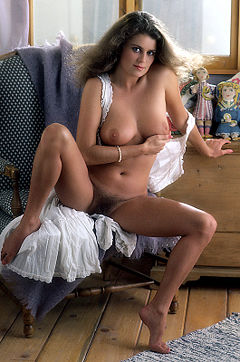 nude carina persson Playboy playmate