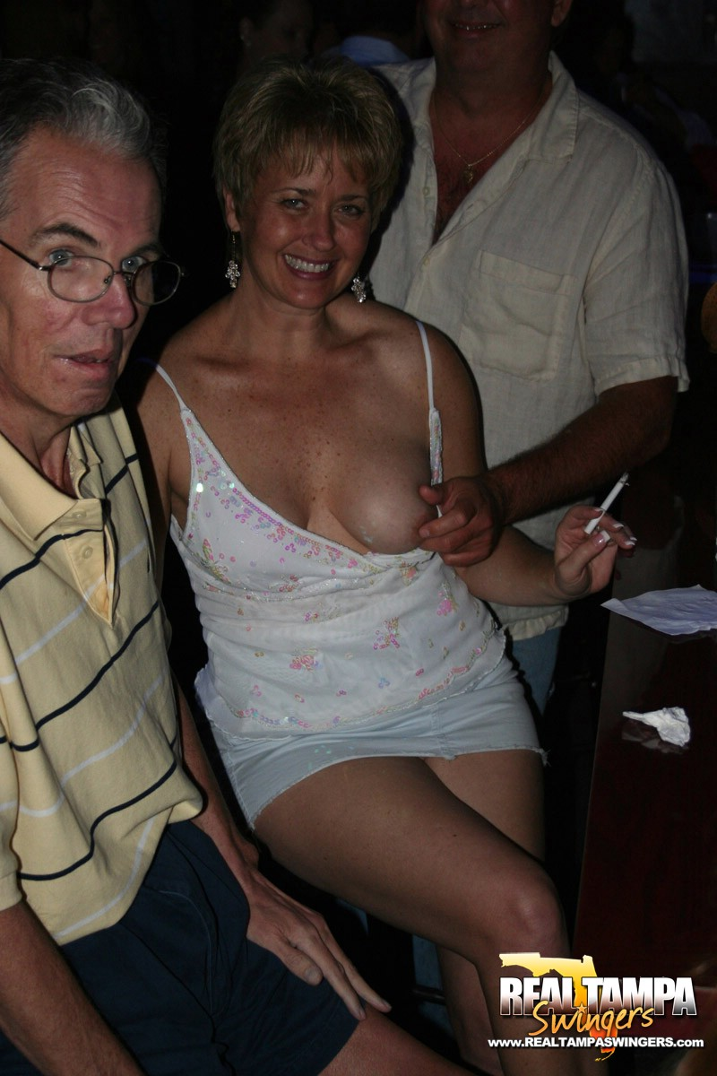 mature swingers Real women