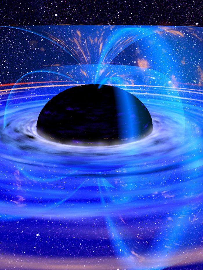 black hole Big