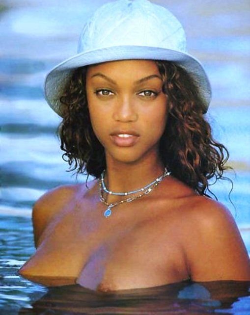 Tyra banks nude model