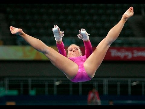 Hot gymnastics girls