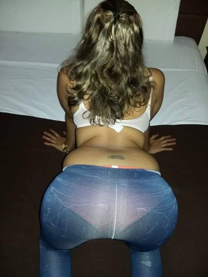 over big ass bent Wide hips