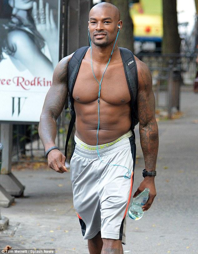 nude Tyson beckford