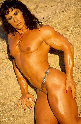 female bodybuilders posing nude Naked
