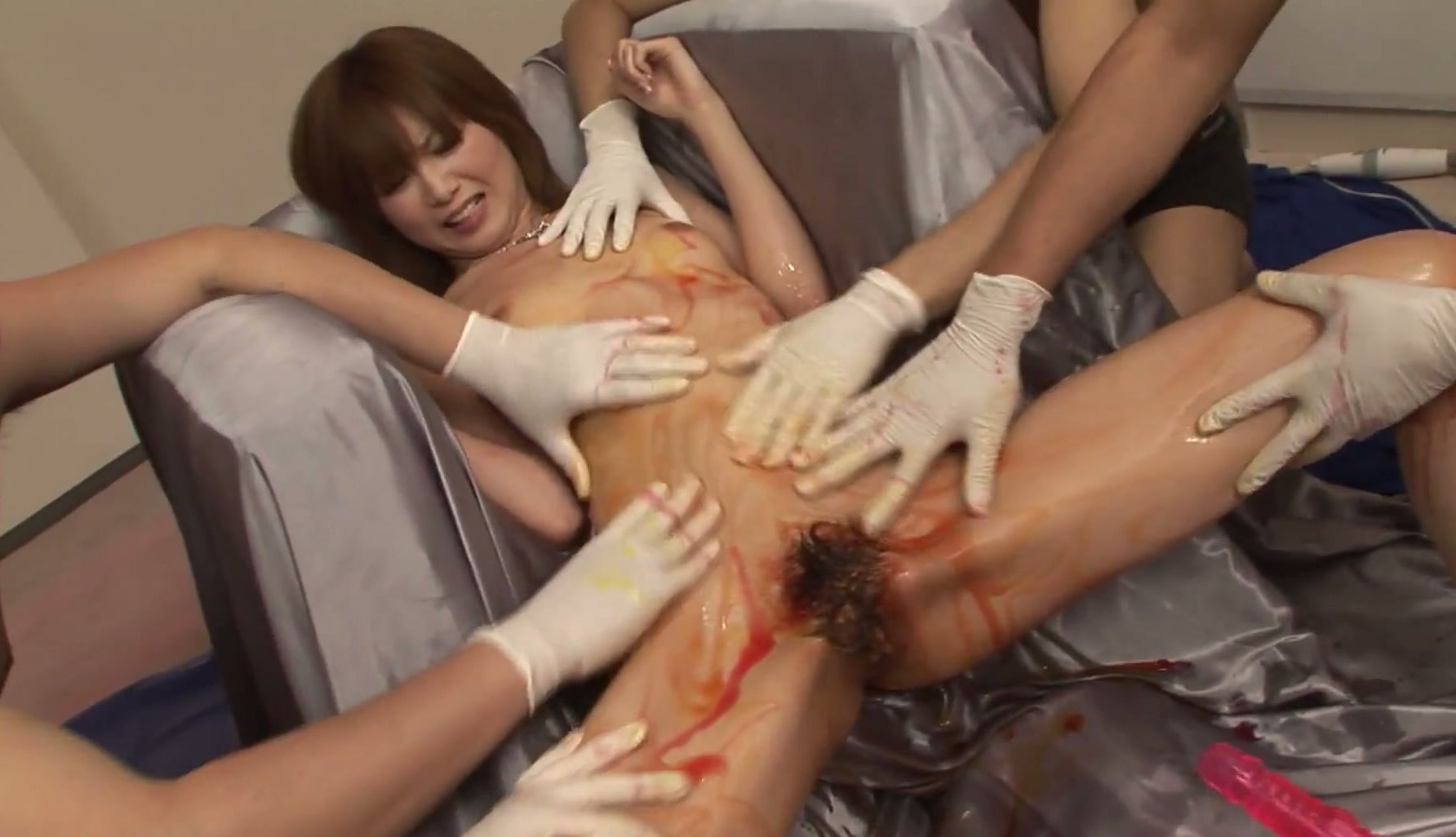 Busty aletta ocean nurse