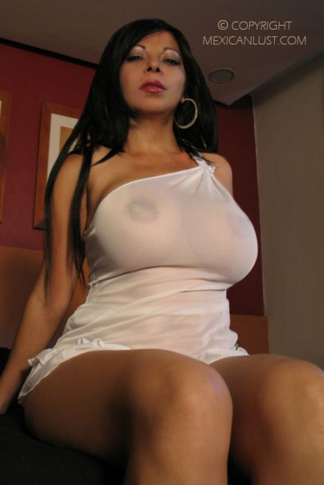 Big mexican boobs maritza mendez