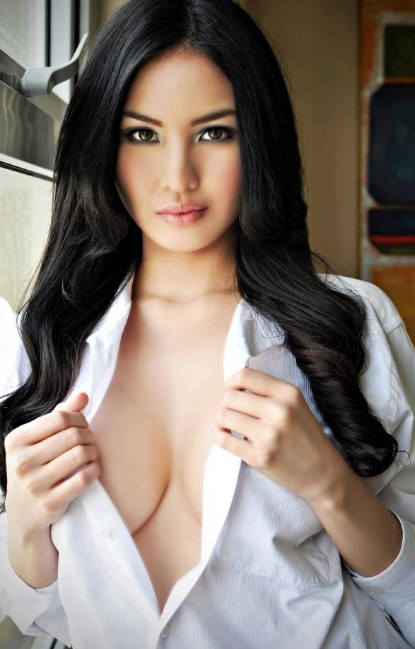 Filipina asian girl models