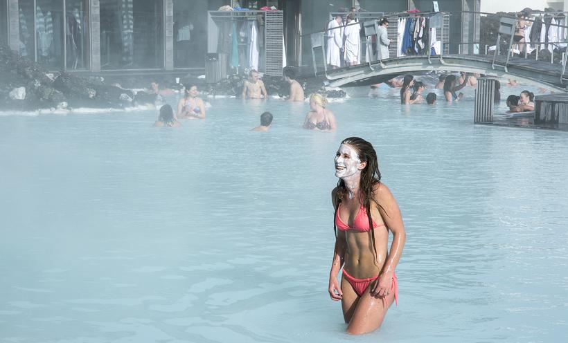 iceland nude lagoon girls Blue