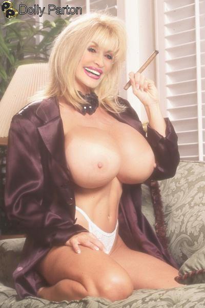 Dolly parton nude ass