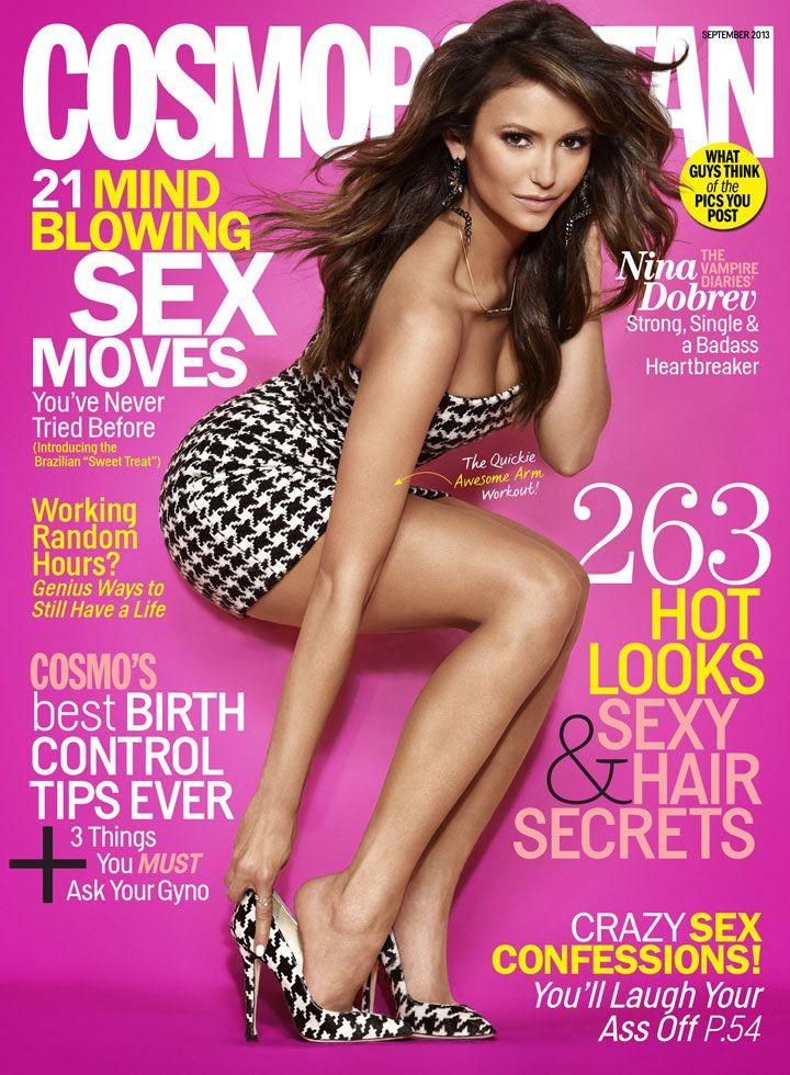 Cosmopolitan girls nude