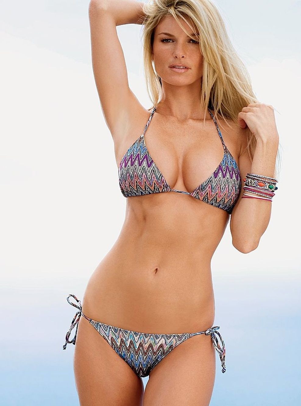 Marisa miller body paint swimsuit