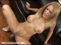 Latina dildo porn