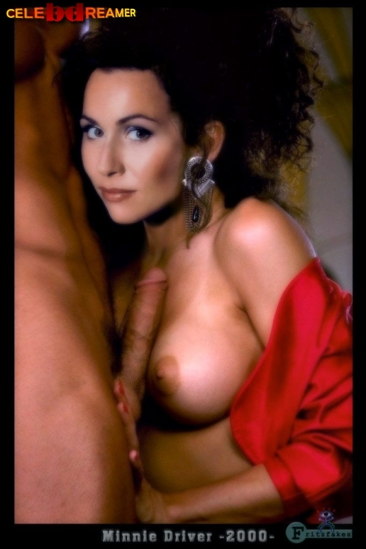 Minnie driver naked fakes