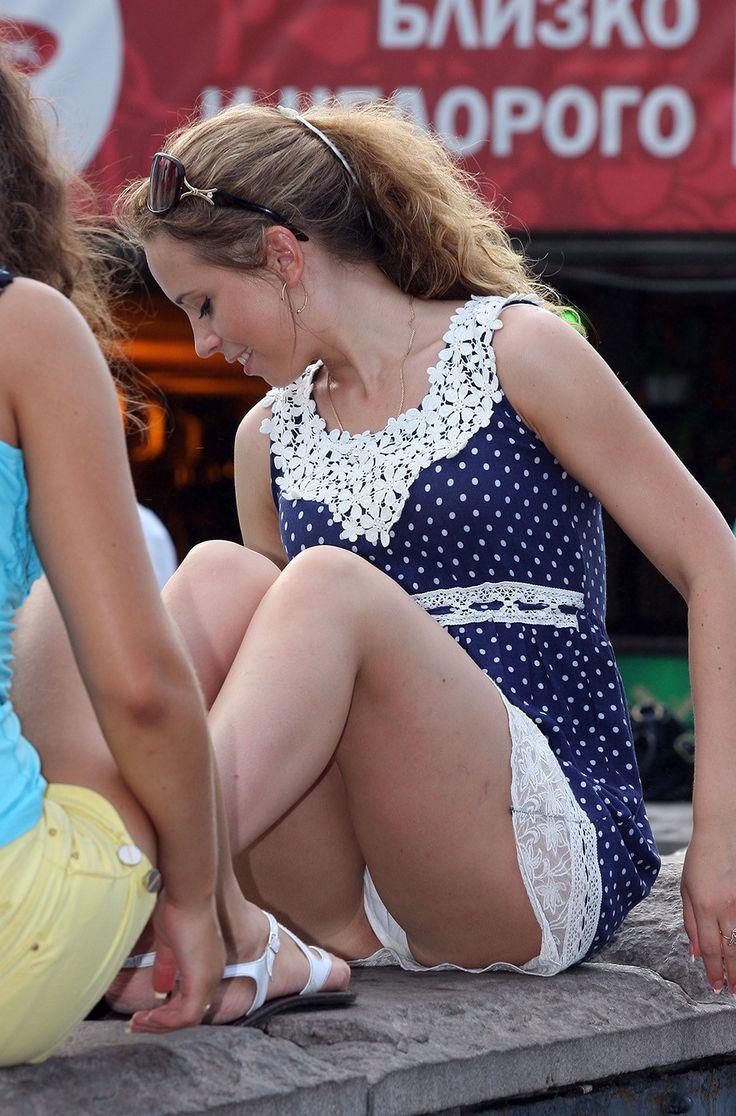 sitting skirt Girls up
