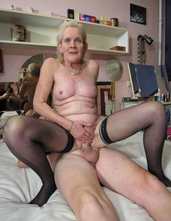self Mature pics granny