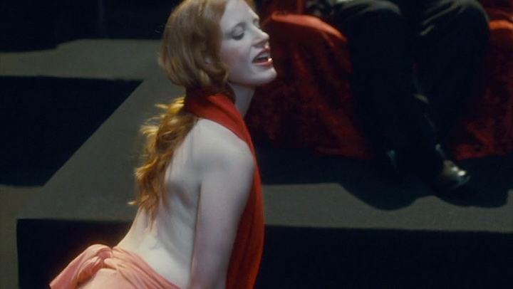 Jessica chastain nude