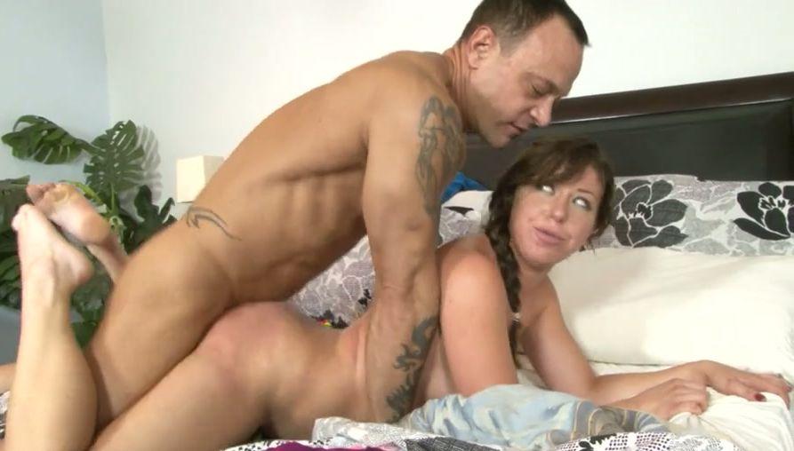 seduced lesbian Girl sex into