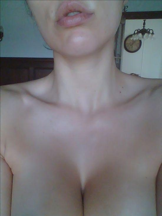 boobs Adrianne curry