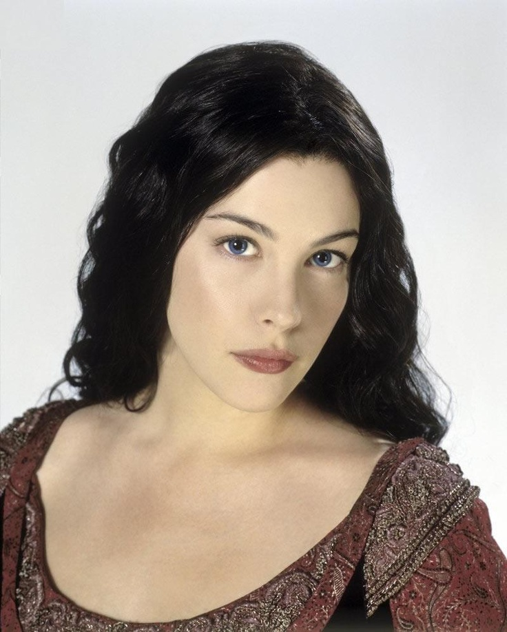 Liv tyler lord of the rings porn
