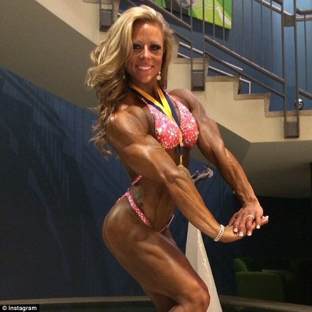Nude female bodybuilder escorts