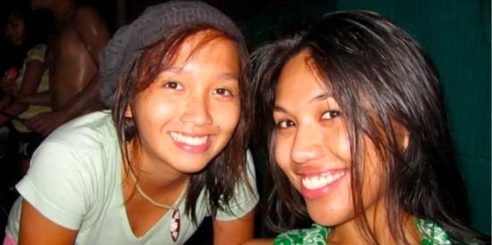 Girls lesbian filipina