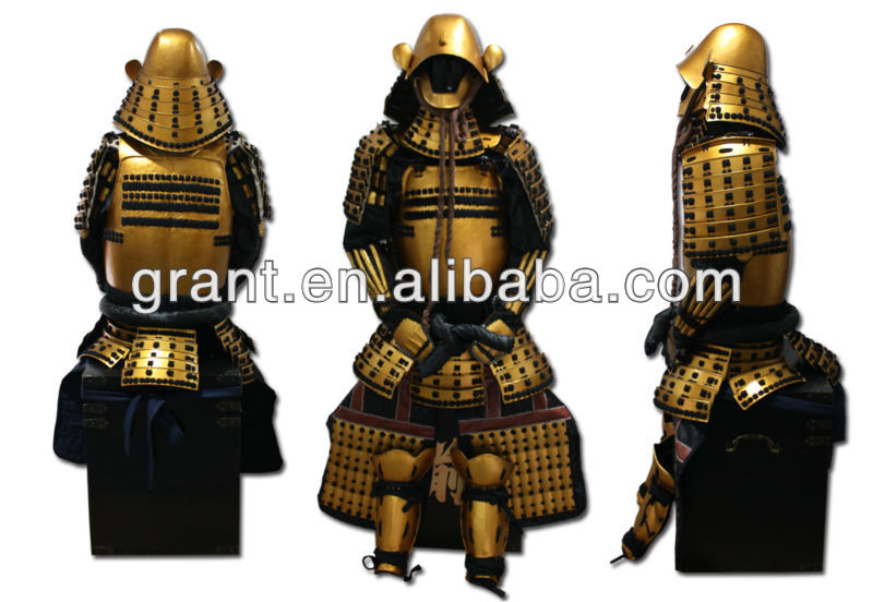 armor samurai Full body