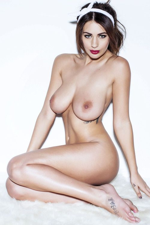 Sexy british girls nude models