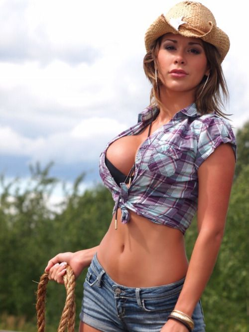 Sexy big tit country girls