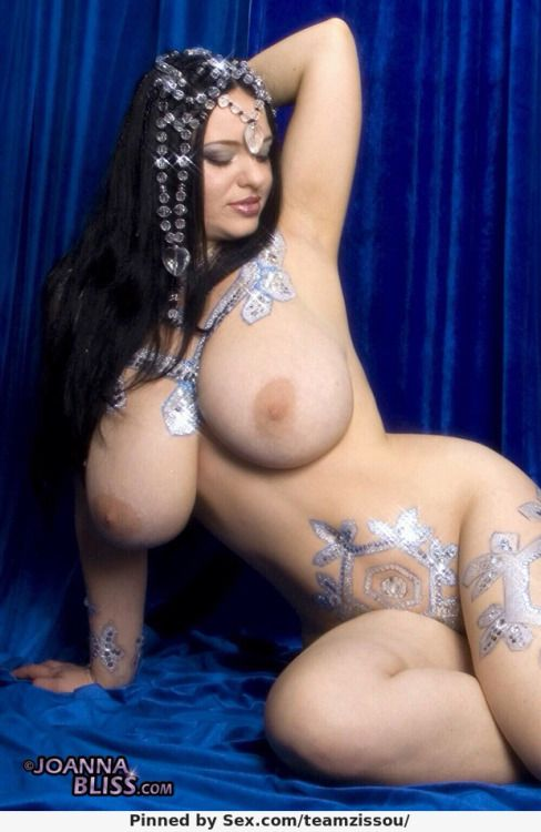 Thick curvy arab women