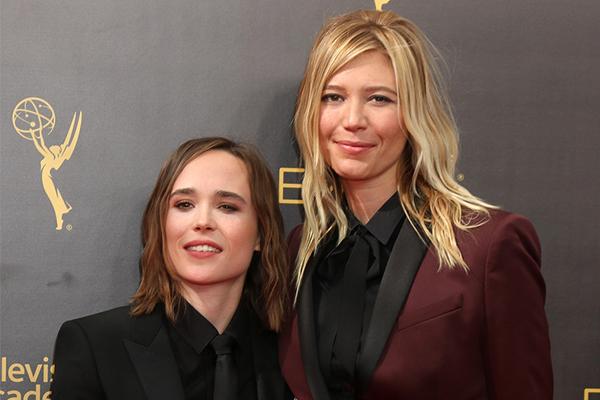 Famous celebrity lesbians