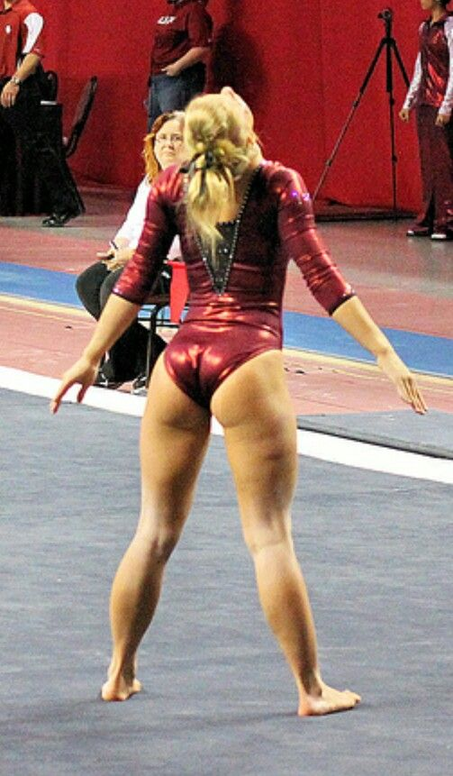 Hot gymnastics girls