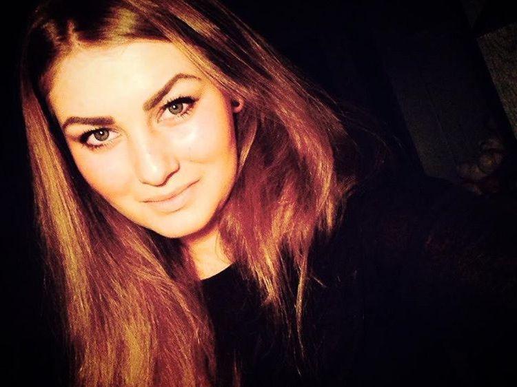Jenny mcclain redhead