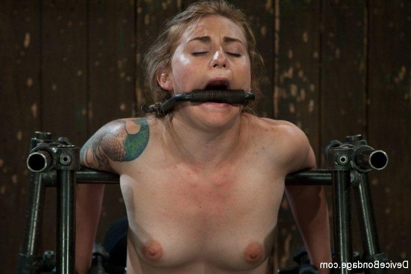 ass bondage Lesbian licking