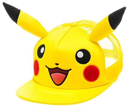 Pokemon pikachu with hat