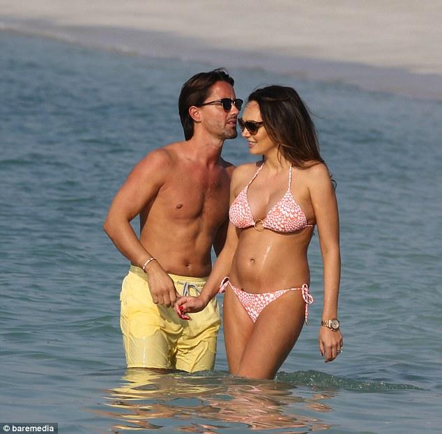 Honeymoon couple nude beach sex