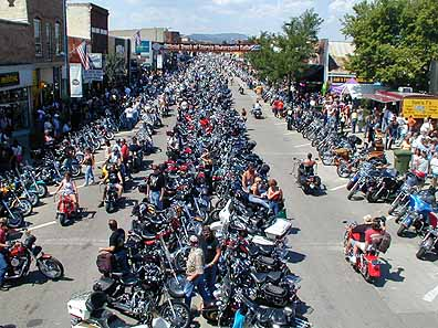 Funny sturgis motorcycle rally