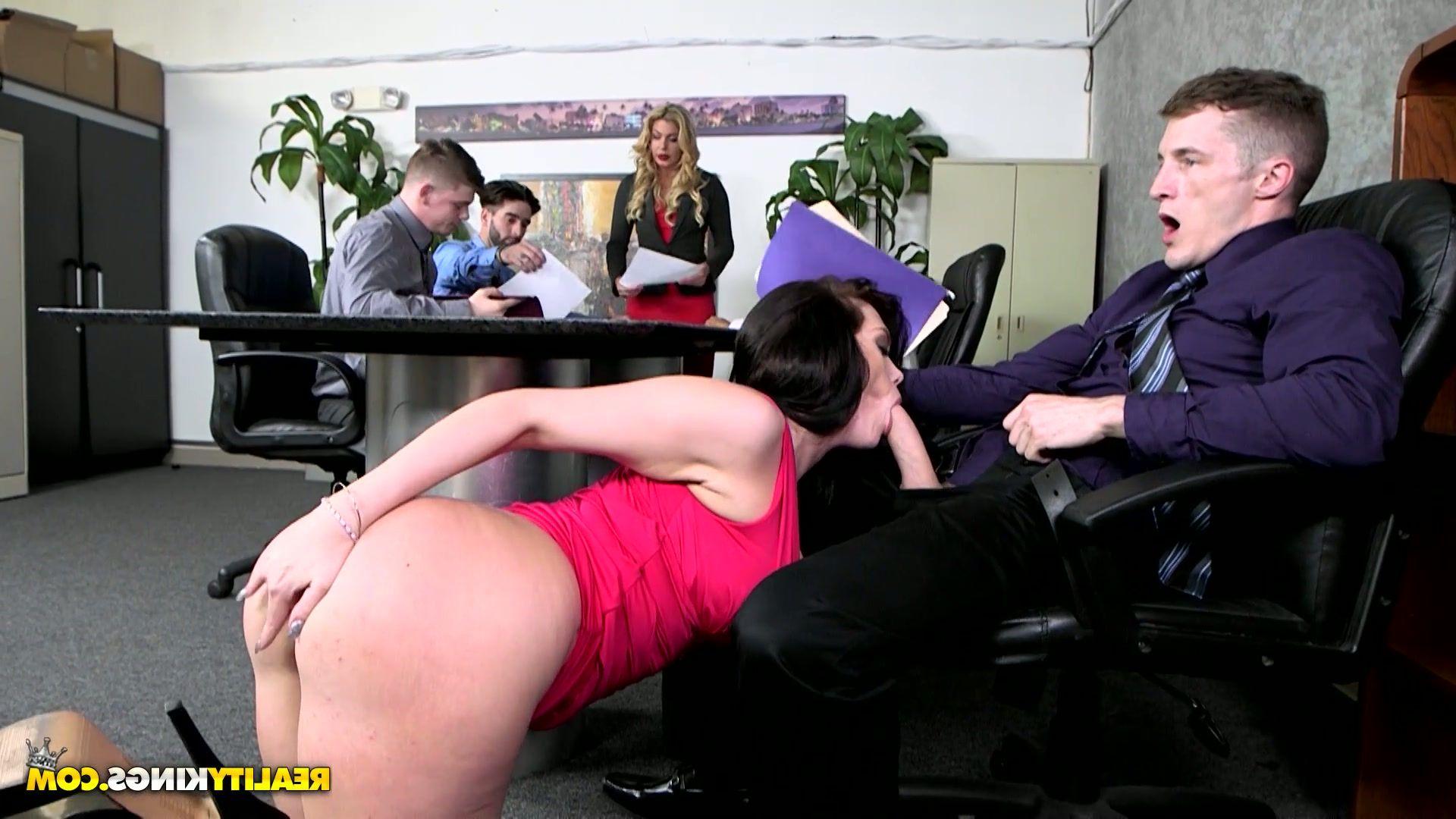 Shemale kimber james cock