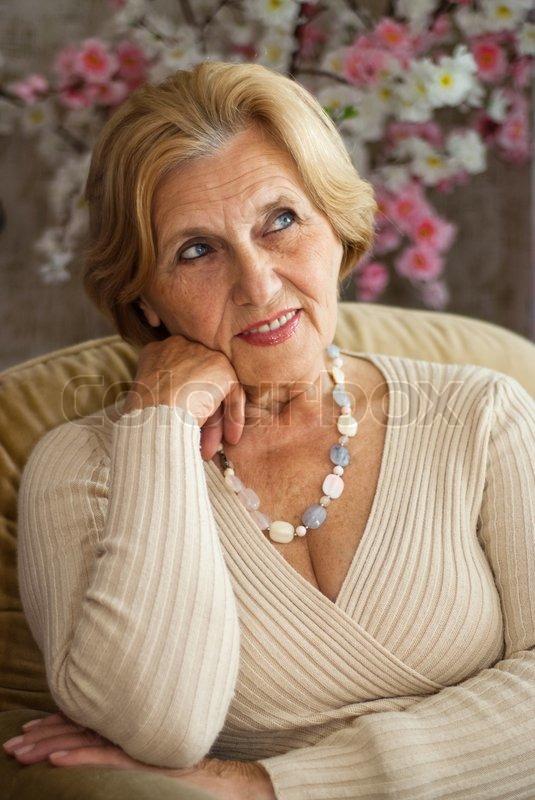 Older mature english women