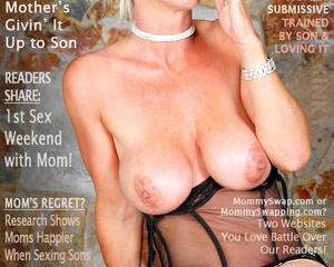 Submissive slut mom captions