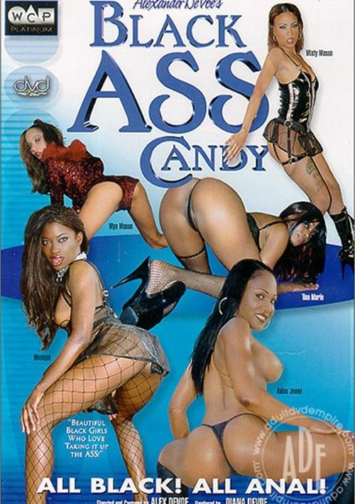 Black ass candy porn