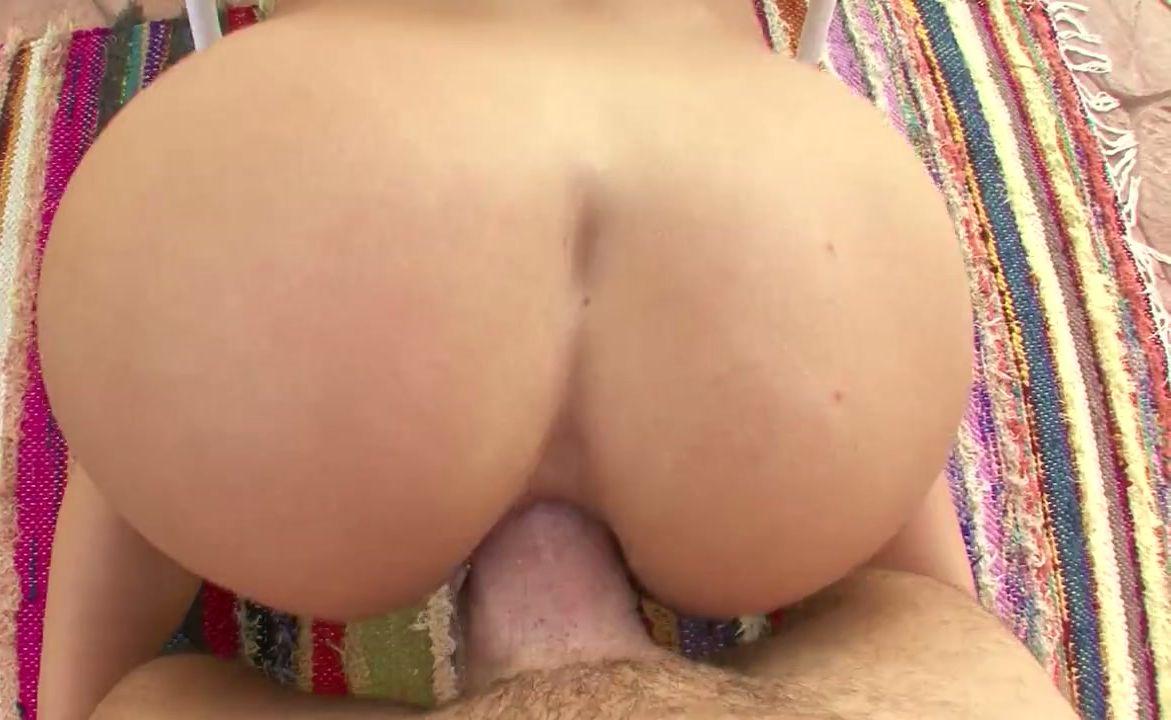 Enjoying anal sex
