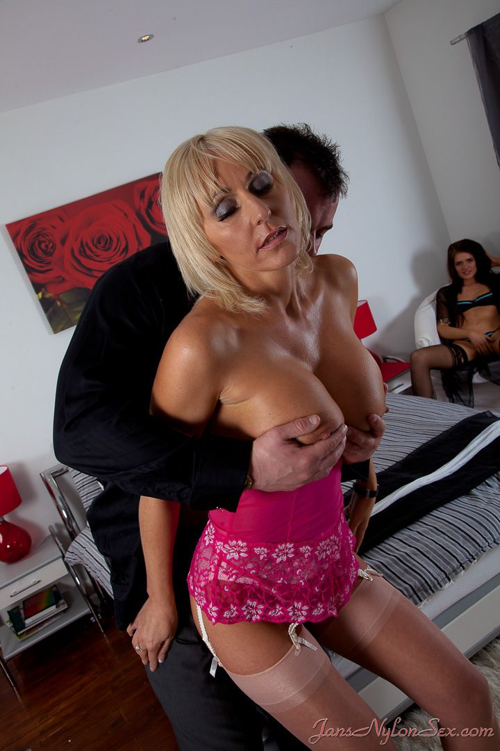 Jan burton nylon sex