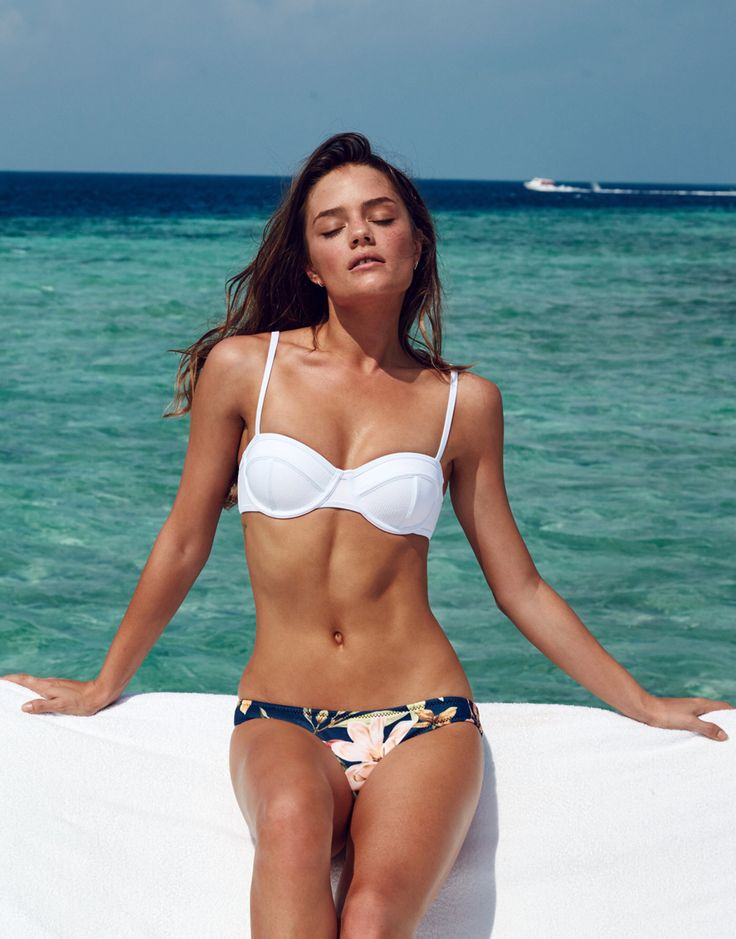 Swimsuits triangle bikini bottoms