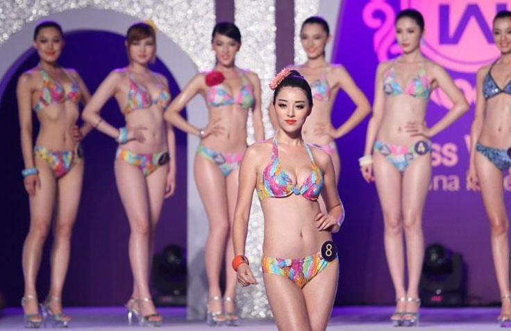 bikini Miss world pageant