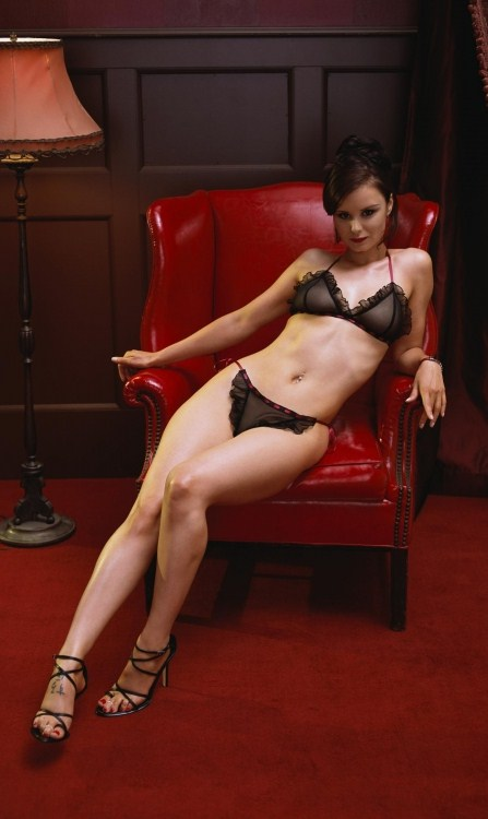 Keegan connor tracy nude