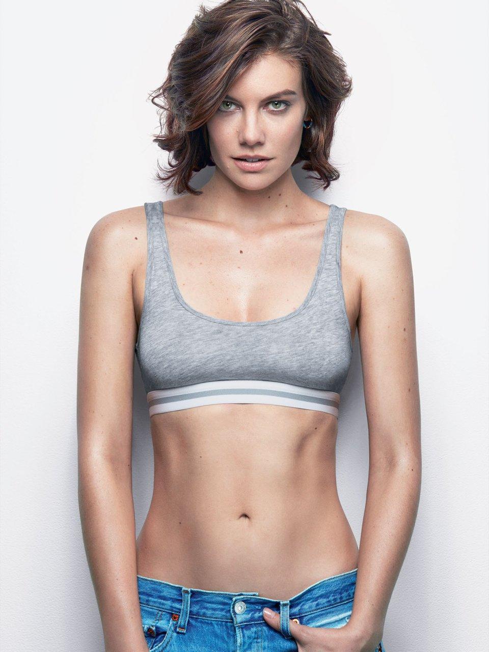 nude Lauren cohan