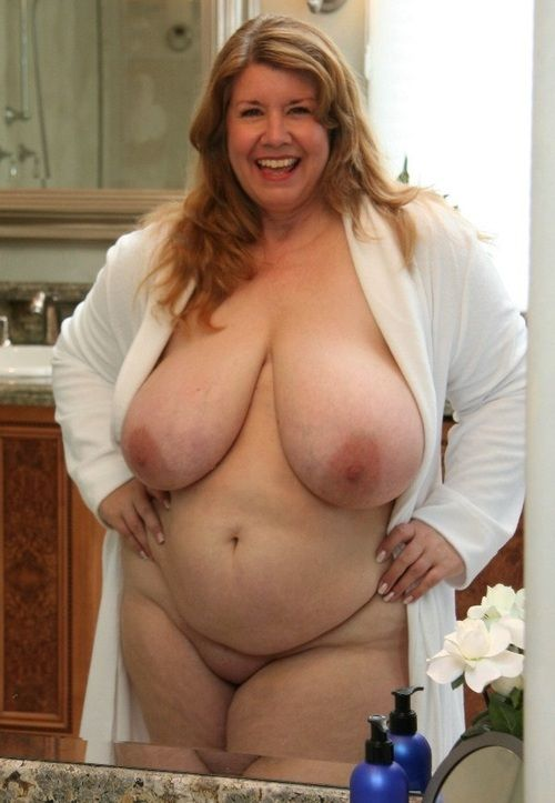 Nudist fat mature