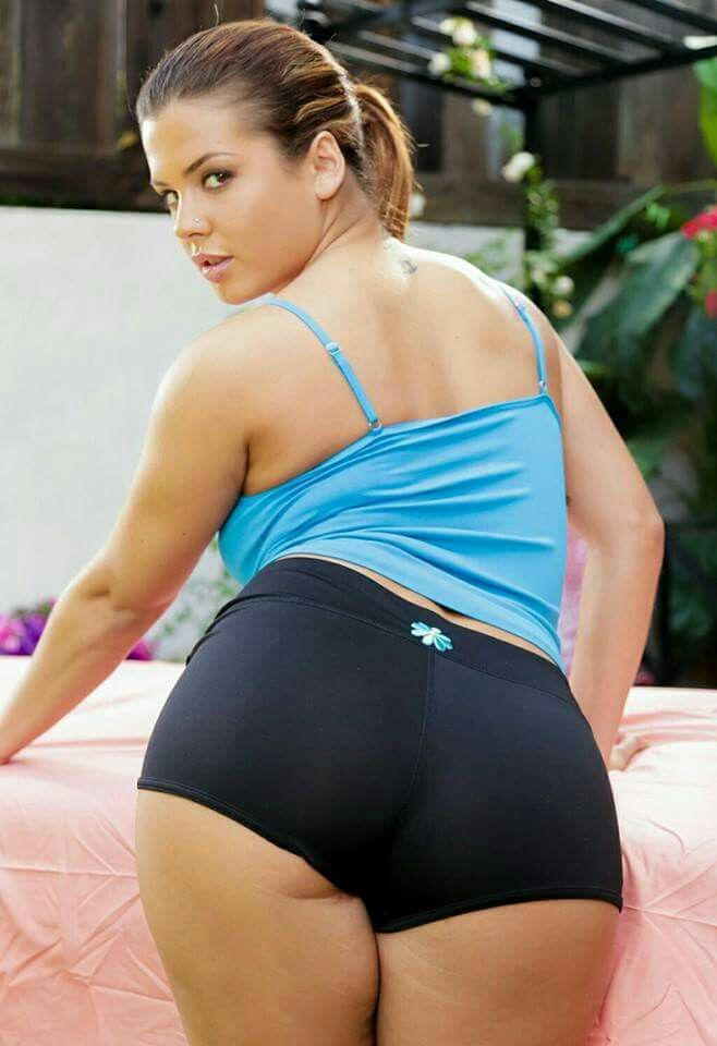 Yoga booty keisha grey